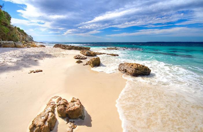 A Vacation in Coronado Beach